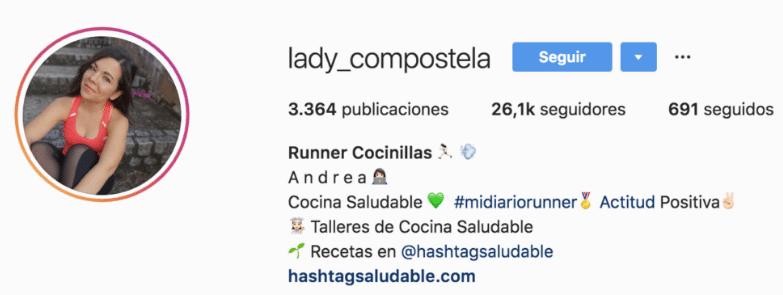 lady compostela